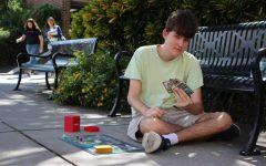Student finds camaraderie through fantasy game