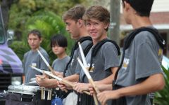 Drumming up support