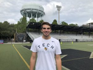 Athlete of the Week: Trevor Haire
