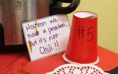 AVID hosts chili cookoff