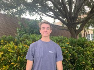 Student receives National Honor Band