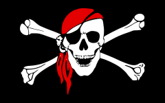 Dress your best for the pirate invasion