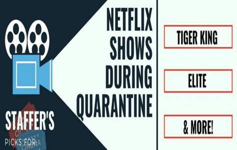 Staffer shares her top picks for Netflix series to binge during COVID-19.