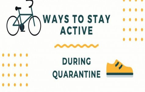 Simple yet effective ways to stay healthy during COVID-19 situation.