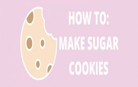 How to make sugar cookies tutorial from home in a fast and easy manner.