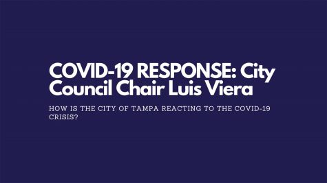 As chairman, Viera also leads and runs the meetings for the Tampa City Council. Regarding the ongoing COVID-19 crisis, Viera believes that everyone has a role in subduing the spread of the virus, and that now is the time to support the community through both continued work efforts and charity.
