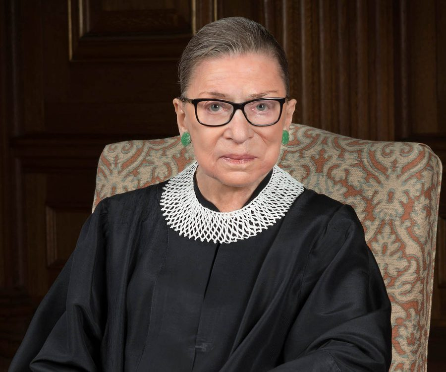 After+27+years+on+the+supreme+court%2C+Ruth+Bader+Ginsburg+died+on+September+18th.+Ginsburg%27s+replacement+has+caused+a+divide+in+congress.++