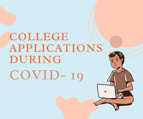 Many seniors are currently working on their college applications. New challenges to the application process were created as a result of the coronavirus pandemic. One of the new stressors students have had to deal with is showing continuity in extracurricular activities despite many things this year being cancelled or moved online.