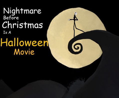 """The Nightmare Before Christmas"" is a popular family film directed by Tim Burton. Although it has some elements of Christmas, the movie undoubtedly belongs to Halloween."
