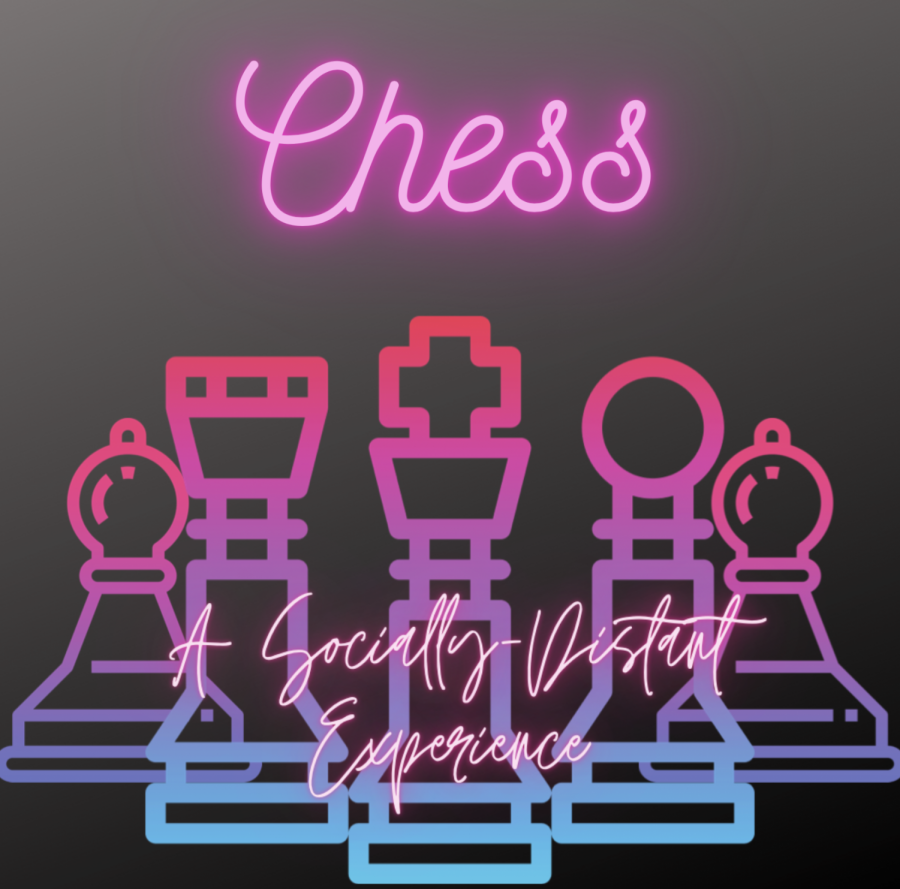 Because of social distancing many people have turned to online games, such as chess, to pass their time. Friends are bonding and smiles are forming, for this socially-distant experience is a lot of fun and easy to access.