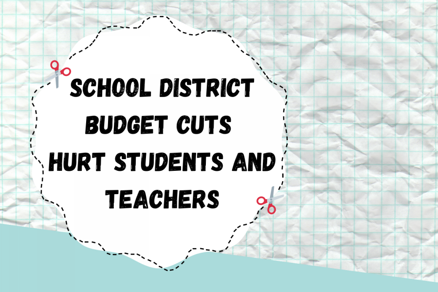 As+the+School+District+struggles+with+a+shortage+of+funds%2C+Superintendent+Addison+Davis+has+proposed+a+slate+of+new+budget+cuts.+Those+these+policies+are+intended+to+save+money%2C+they+harm+students+and+teachers.