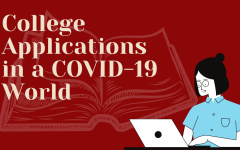 College applications in a Covid-19 world