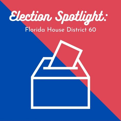 With election day rapidly approaching, democrat Julie Jenkins challenges incumbent republican Jackie Toledo for her seat in the Florida House of Representatives. The term for a Florida representative is two years.