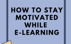 Navigation to Story: Five ways to help you stay motivated whilee-learning this year