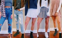 Navigation to Story: How to style fall outfits