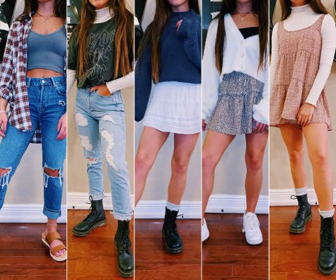 How to style fall outfits