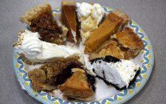 Navigation to Story: Staff taste tests pies