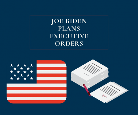 President-elect Joe Biden plans to initiate several executive orders upon his inauguration in January. The orders that he has planned include measures to rejoin the World Health Organization (WHO) as well as the Paris Climate Accord, repeal travel bans from many Muslim countries, repeal the transgender ban from the military and reinstate the Deferred Action for Childhood Arrivals program.