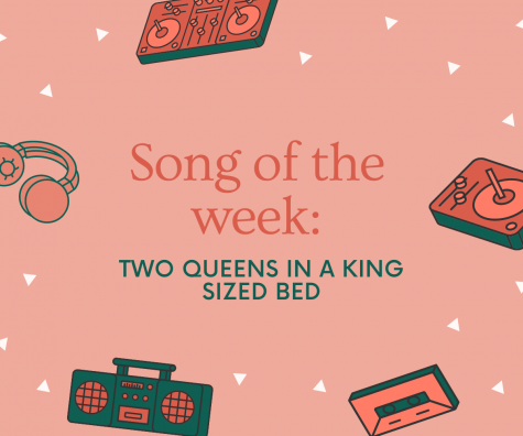 "The holiday season is upon us, and girl in red's new song, ""two queens in a king size bed"" embodies the Christmas spirit. The song was released on Wednesday, Nov. 18."