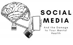 Navigation to Story: Social media seriously harms mental health