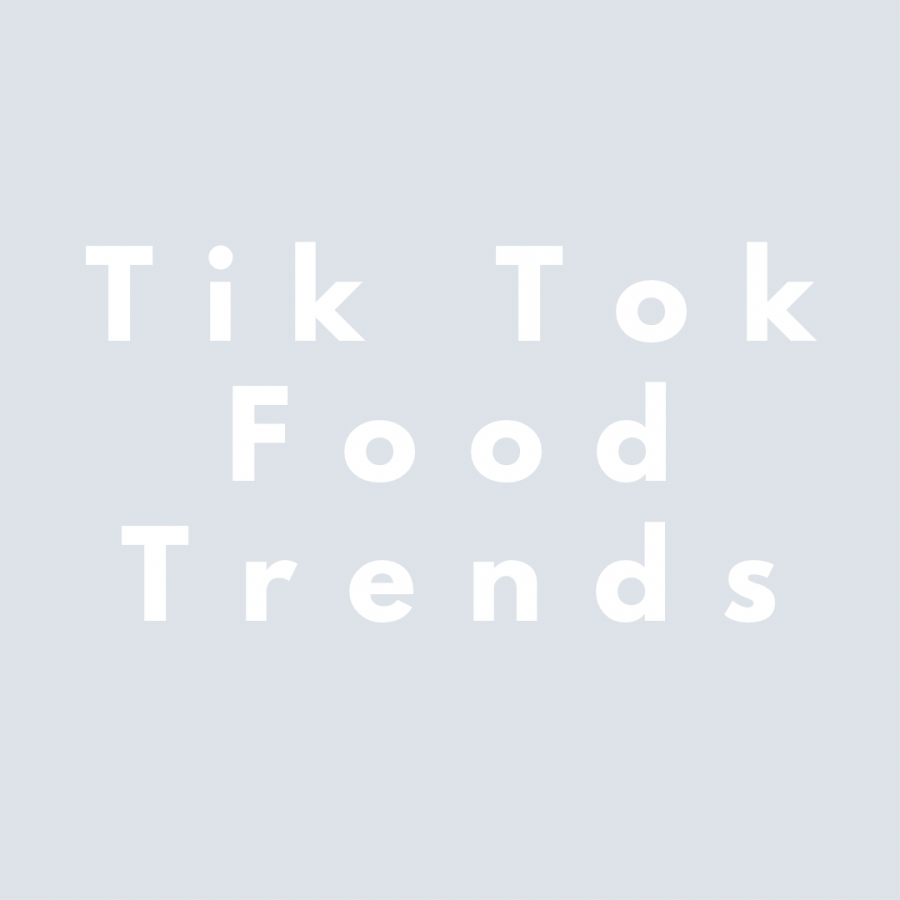 Trying out Tik Tok food trends