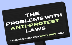 Navigation to Story: The problems with Anti-Protest legislation