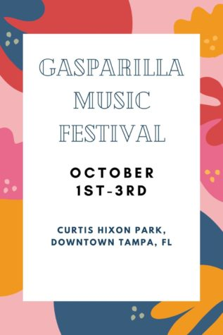 Gasparilla Music Festival is returning for the weekend of Oct. 1. Scroll to learn more about the festivals history, location, performers and more.