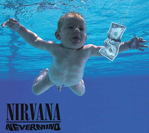 Spencer Elden sues Nirvana on the ground of profiting from child nudity.