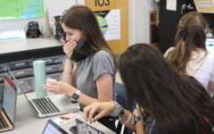 Navigation to Story: PHS News staff try 15 different Goldfish flavors