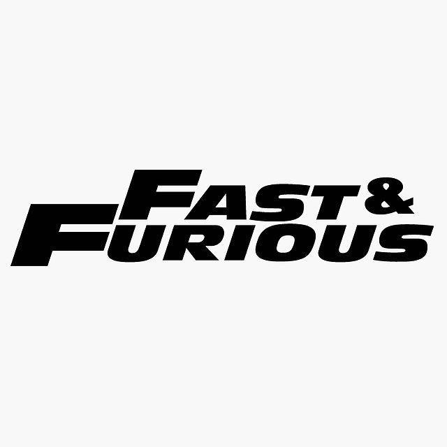 Fast and Furious as can be assumed by the name, is about cars and heists. There are 9 movies and if I had to pick a favorite, it would be Fast Five.
